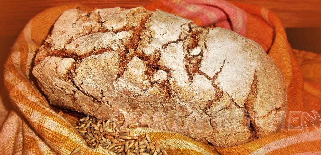 Истински ръжен хляб и рецепта за ръжен квас