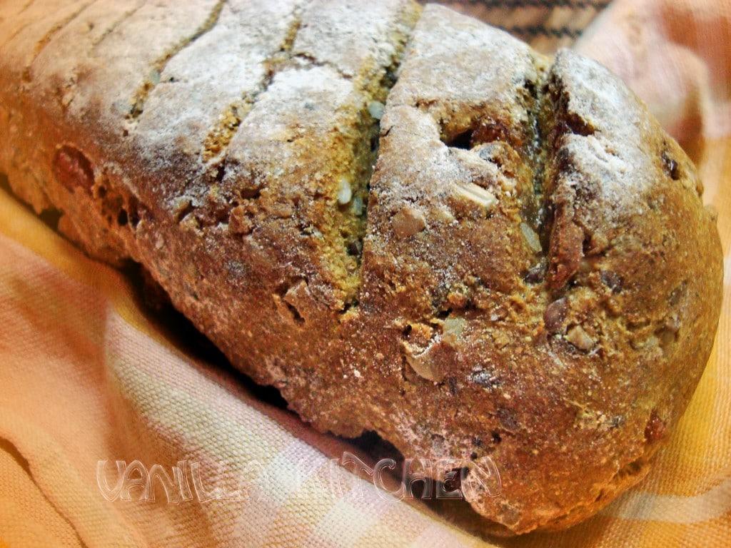 нахутен хляб