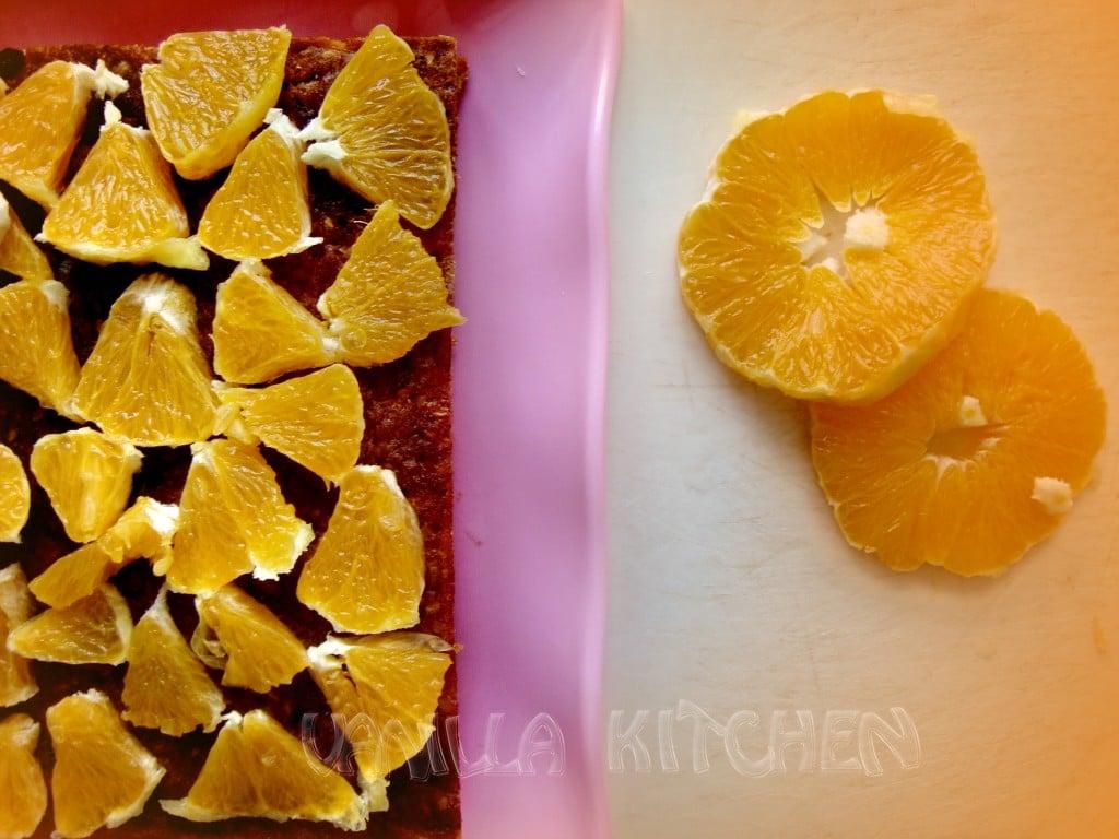 Морковен блат с портокали