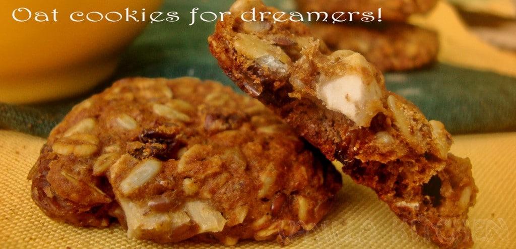 Най-вкусните овесени бисквитки