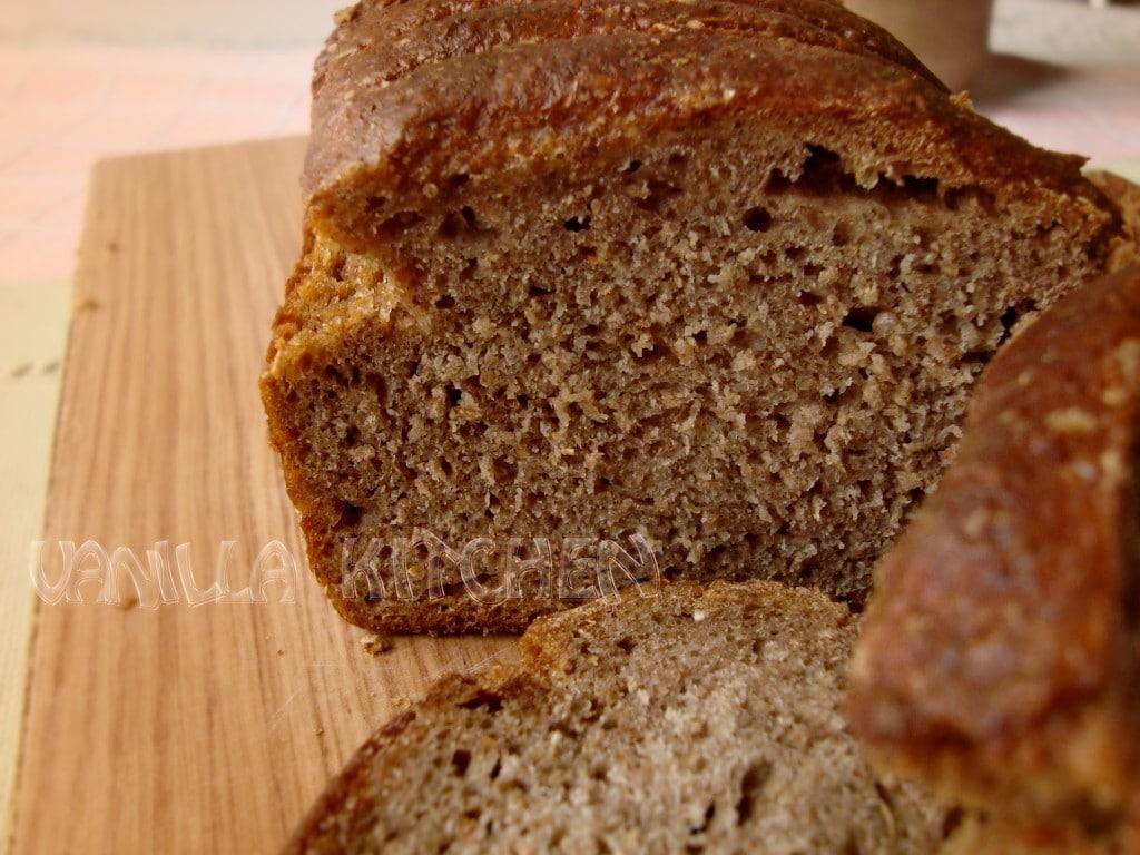 Хляб с хмелов квас