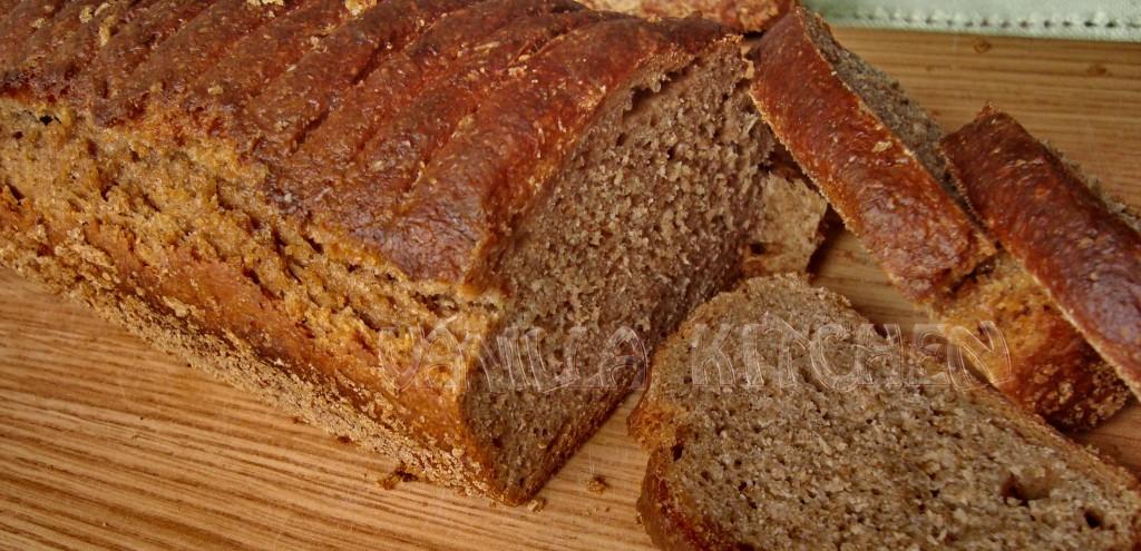 Най-добрият хляб или как се меси хляб с квас!