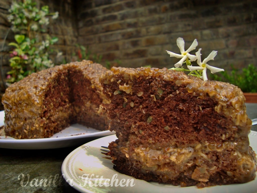 Мока Тапикоа Торта