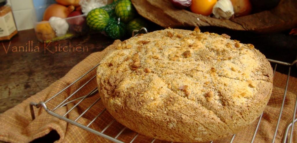 Лесен квас и хляб с него!