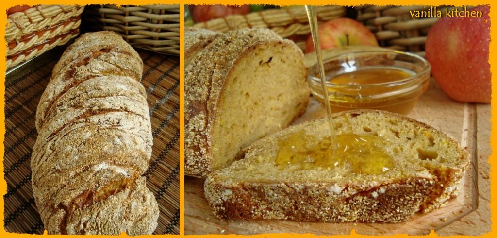 Вълшебен тиквено-джинджифилов хляб с квас!