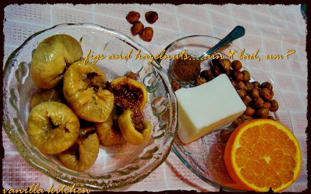 Мус от смокини и лешници