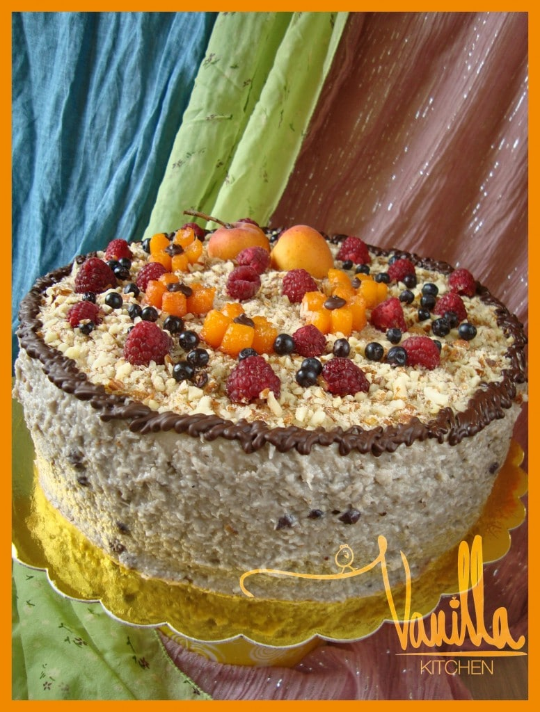 Сладкарско ателие за хора с претенции: Vanilla Kitchen