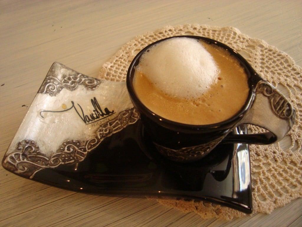 Чашката ми от Мария Лолова :)