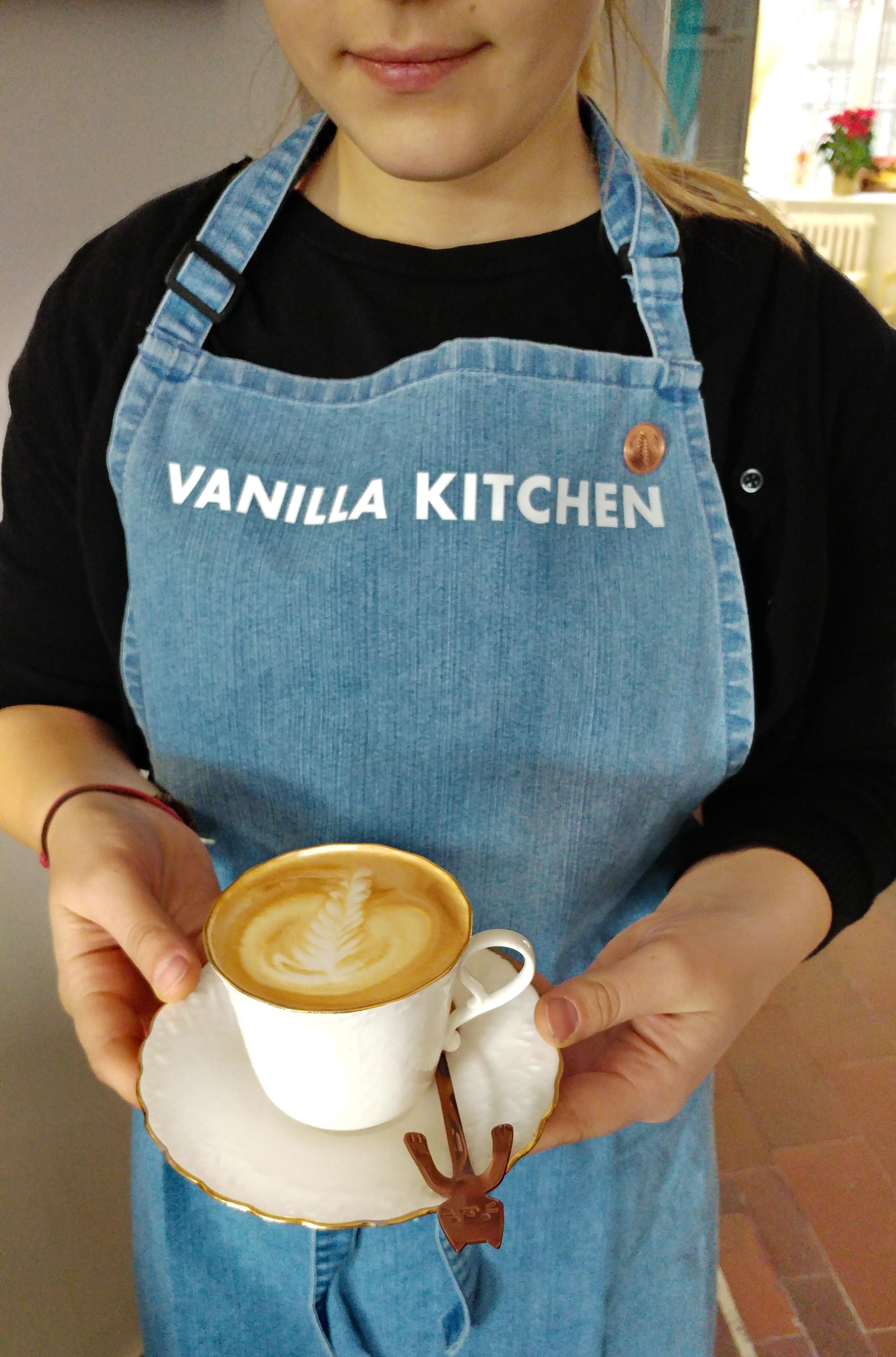 капучино Vanilla Kitchen